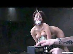 Girl experiences electro shock and other pain