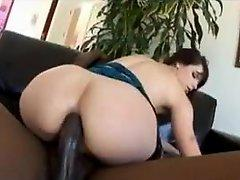 Big black cock anal sex with Bobbi Starr