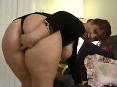 Older Hoe Shows What Her Ass Can Do!