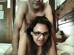 Pakistani Bhabi Doggy Style Chudai on Web Webcam