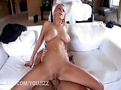 Hanna Hiltons Tits Bounce Everywhere As Shes Fucked