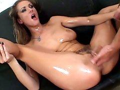 Jane Darling  Oiled fuck