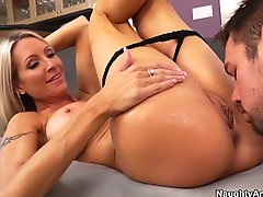 Boy kills tine with his buddys big racked mom Emma Starr