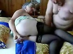 Stolen video of slut granny having fun. Amateur