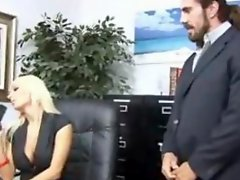 Lichelle Marie fucked by her boss
