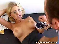 Secretary Katie Morgan
