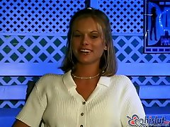 Briana Banks gets cumload on her face