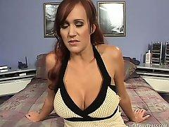 Bailey ODare, a buxom redhead cougar with a spicy ass, loves to get fucked hard