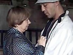 French matures Olga - Marie-The - Esther anal - farm