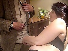 Busty Housewife Jo Seduces Her Doctor