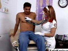 Katja Kassin Nurse Booty On Duty (Full)