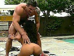 Busty Latin Slut Nailed In Her Sweet Ass