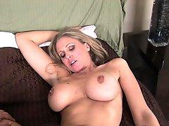 Attractive Julia Ann performing for Milfs HDV