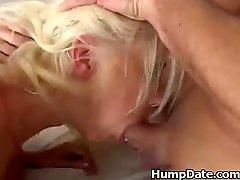 Bombshell Amy Reid and Puma Swede get fucked