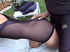 Lana Sands Enjoying Big Black Dick