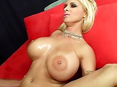 Holly Halston on the hunt for cock