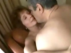 Wife getting fucked by a friend with husband filming