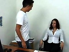 Gianna michaels spanks a guy - guys get fucked