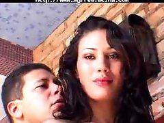 Nice Brazilian Shemale latina cumshots latin swallow brazilian mexican spanish