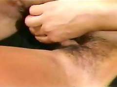 Classic porn Inside Vanessa Del Rio with some double cock banging