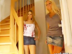 2 VILLAGE WHORES – Lets get FUCKING!!