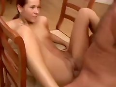 Sonia Red takes it in her tight ass for the first time