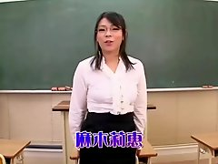 Big Nipple Teacher Milked!!!!!!!