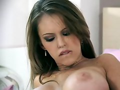 Beautiful Pornstar Jenna Presley in action