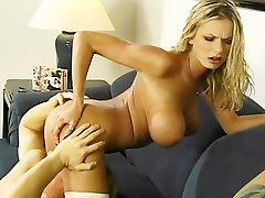 Briana Banks Gets Pounded - X-Traordinary Pictures