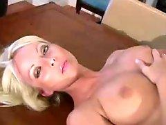 Jana Cova jerk off head games