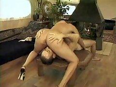 Mature Woman Beautifully Sodomized MC169