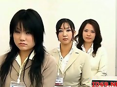 Japanese hairy twats showing