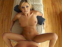 Blonde Gets Fucked In All Positions