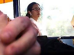 Bus Flash - She didn't like it 3
