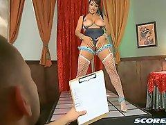 Persia Monir s an exotic dancer in the Fort Lauderdale, Florida area...