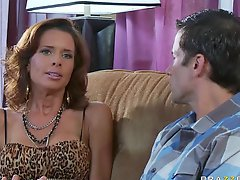 Hot wife Veronica Avluv gets her tight butt drilled