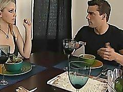 Dick served for Dinner Julia Ann