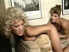 Amber and Ginger Lynn