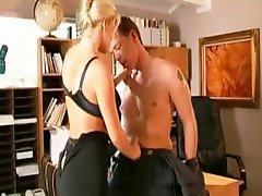 Blonde Tabitha Stevens in a clip from Private Openings getting fucked