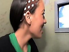 Aliana Love Does Her Best At A Gloryhole www.beeg18.com